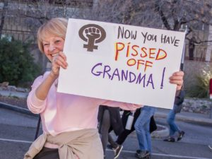 Do not piss off Grandma